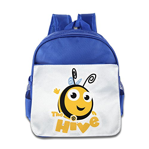 [XJBD Custom Superb The Hive Teenager School Bag For 1-6 Years Old RoyalBlue] (Alvin And The Chipmunks Costumes For Kids)