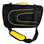 Pet Magasin Airline Approved Cat Carrier - Water Resistant, Collapsible, Soft-Sided Kennel for Cats, Small Dogs, Puppies and Small Animal 8