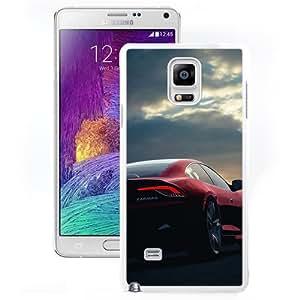 Fisker Karma Car Sunset Night Sky (2) Durable High Quality Samsung Note 4 Case