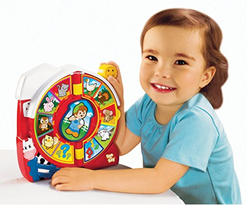 51yrdRYE9KL - Fisher-Price See 'n Say The Farmer Says [Amazon Exclusive]