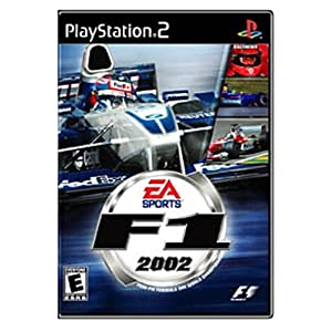 F1 2002 Racing Video Game