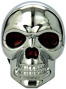 Bully CR-018 LED Skull Hitch Cover