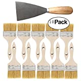 BOHUIYUANTUO Paint and Chip Paint Brushes for Paint, Stains (3 inch)