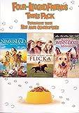 Nim's Island / Flicka / Because of Winn-Dixie (Four-Legged Friends Triple Pack)