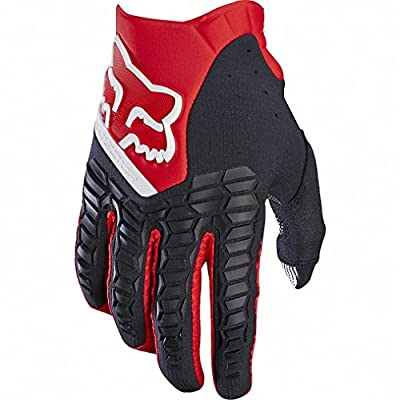 2017 Fox Racing Gloves Red Touch Screen Winter Gloves Windproof Gloves