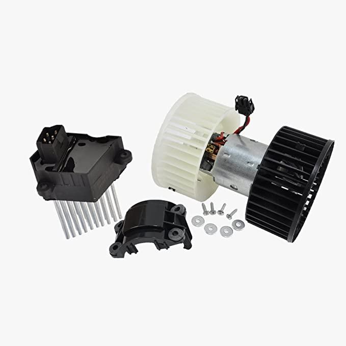1 Pack URO Parts 64119204154 Heater Blower Motor