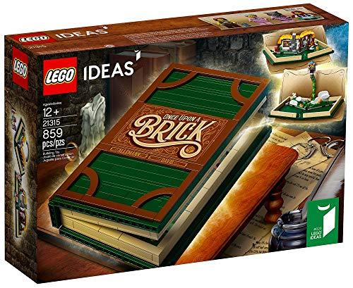 레고 (LEGO) 아이디어 튀어 나오는 그림책 21315