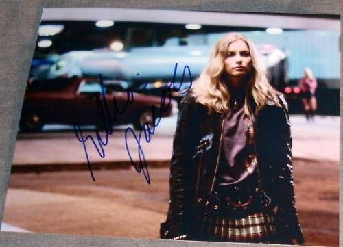 Gillian Jacobs Signed Autograph Gardens Of Night Photo
