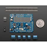 arduino motor shield kit - Adafruit Motor/Stepper/Servo Shield for Arduino v2.3 Kit