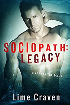Legacy Sociopath Book Lime Craven ebook product image
