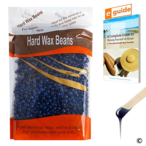 plazuria-hair-removal-hard-wax-beans-stripless-full-body-depilatory-wax-beads-chamomile-10oz