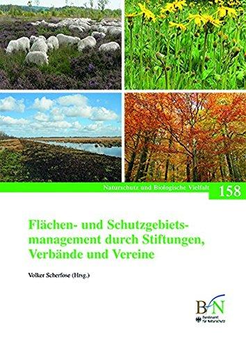 Flächen  Und Schutzgebietsmanagement Durch Stiftungen Verbände Und Vereine  Naturschutz Und Biologische Vielfalt