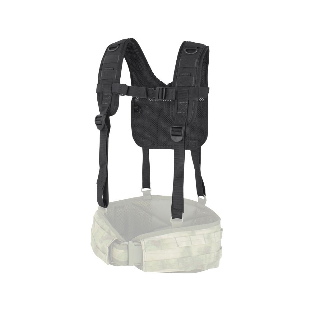 Amazon.com : Condor H Harness Black : Tactical Belt : Sports U0026 Outdoors