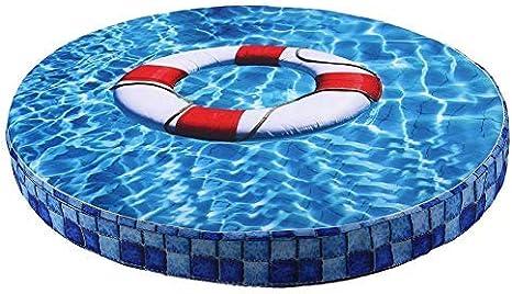 Juchen Nest Pad Mascota Perro Flotador Juguete Verano Mascota ...