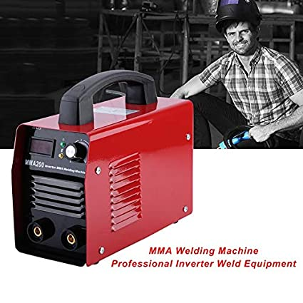 Máquina de soldadura MMA200 Equipo de soldadura con inversor IGBT Máquina de soldadura MMA Piezas de