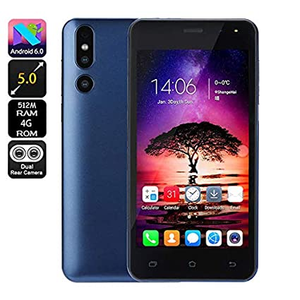 Amazon.com: Sexy Best Gifts!Beauty Makeup!! Hormofy 5.0 inch Dual HD Camera Smartphone Android 6.0 IPS Screen GSM/WCDMA Touch Screen WiFi Bluetooth GPS 3G ...