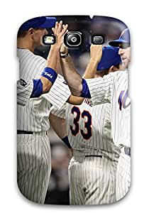 new york mets MLB Sports & Colleges best Samsung Galaxy S3 cases