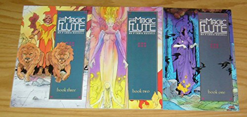 (Wolfgang Amadeus Mozart's The Magic Flute #1-3 VF/NM complete series ; Eclipse)