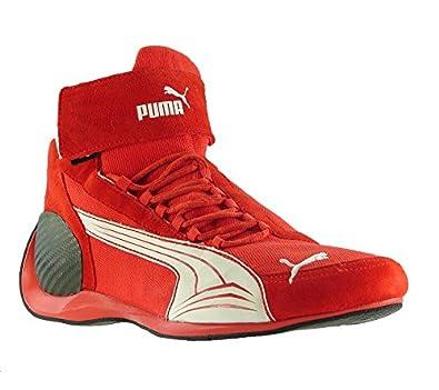 Unisexe Moteur Puma Pro De Mid Ii Trionfo Kart Chaussures iuOXTPZwk