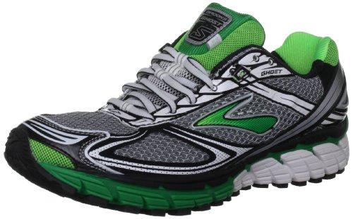 Brooks Ghost5 M, Chaussures De Sport Pour Hommes - Course Vert Argent