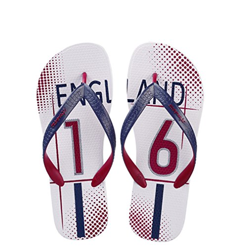 deep Shoes Beach Barcelona Pool FC Shower Slippers Men England Slip flops Sandals flip Summer Non blue Slides WFYE7BZx