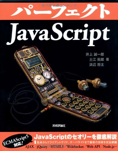 パーフェクトJavaScript (PERFECT SERIES 4)
