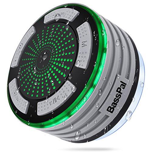 BassPal Waterproof Portable Wireless Bluetooth