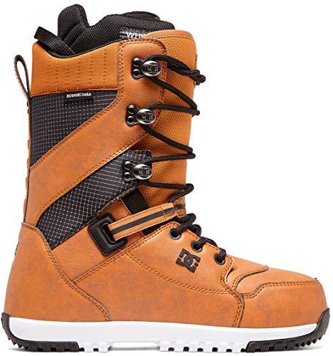 DC Mutiny Snowboard Boots Mens Sz 12 Wheat