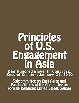 Remarks on Regional Architecture in Asia: Principles and Priorities