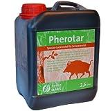 Pherotar - Attractif odorant liquide pour sangliers - Porc sauvage - 2,5 Litre - Phéromone