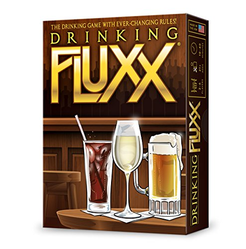 Fully Baked Ideas Drinking Fluxx Board Games