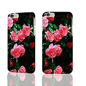 Case Fun Case Fun Paper Roses Snap-on Hard Back For SamSung Galaxy S4 Case Cover