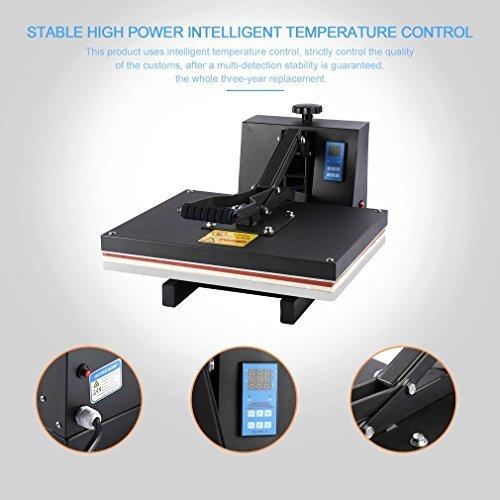 40/x 50/cm Phone Cases hehi Lark Taza prensa Prensa de transferencia Prensa de calor Imprimir Heat Press Machine Digital Sublimaci/ón de transferencia DIY For Mugs