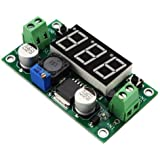 DC - DC Buck Step Down Converter Module LM2596 R¨¦gulateur de tension + Led voltm¨¨tre