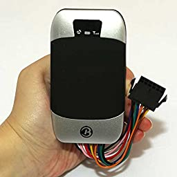 ATian Vehicle Car personal GPS/GSM/GPRS/SMS Tracker 303G, Realtime,Remote Control, Google Map similar to TK103B