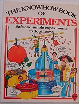 Book Experiments (Know How Books) by Amery, Heather (1977)