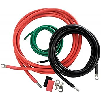 Cobra CPI-A4000BC 4-AWG Heavy-Duty AC Power Inverter Cable Kit