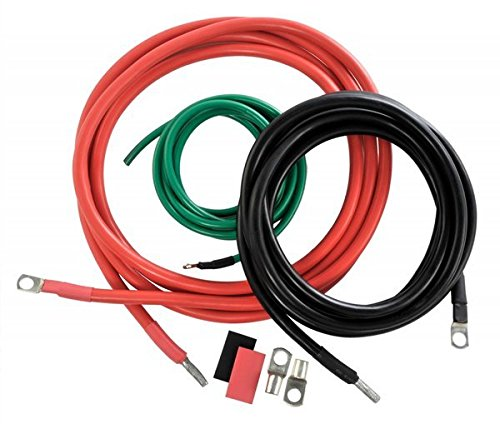 Cobra CPI-A4000BC 4-AWG Heavy-Duty AC Power Inverter Cable Kit CPI-A40000 BC