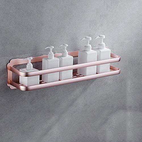 60cm Wghz Free Space Aluminum Bathroom Shelf (color   30cm)