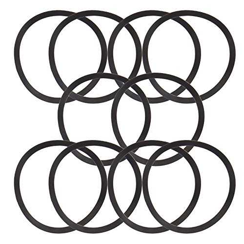 SING F LTD 10pcs Shims Washers for Free Float Rail Barrel Nut Stainless Steel 223/5.56