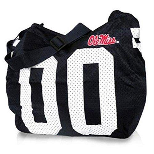 Mississippi Rebels - Ole Miss Womens/Girls Jersey Messenger Bag