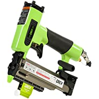 "Grex Power Tools P635 with Edge Guide FT230.1 23 Gauge 1-3/8"" Length Headless Pinner"