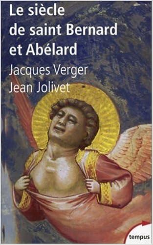 Le siècle de saint Bernard et Abélard pdf ebook