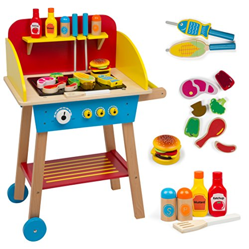 grill set for kids - 3