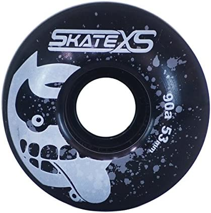 SkateXS Beginner Pirate Street Skateboard