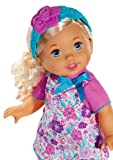 Little Mommy Sweet As Me Floral Boho Doll