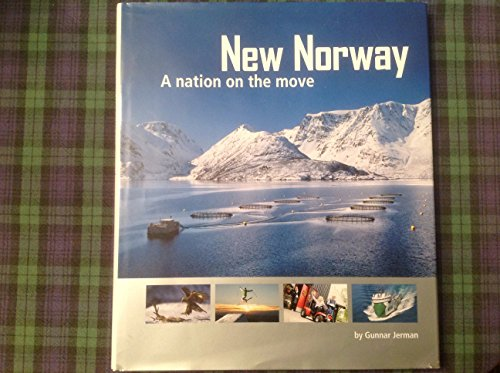 8270183857 - Gunnar Jarman: New Norway: A Nation on the Move - Bok