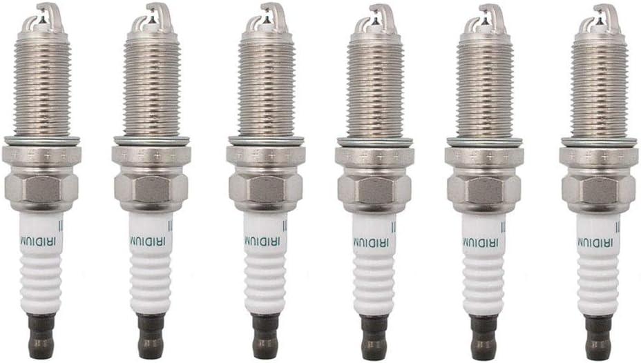 Bougie dallumage FK20HBR11 9091901249 Double Iridium Spark Plug-Fit For LEXUS GS 250 350 450h 460 IS LS 600h RC 300 AWD 2.5 3.5 4.6 Color : 4PCS