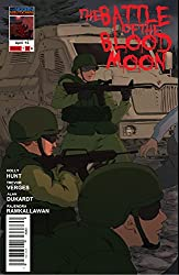 The Battle of the Blood Moon Issue 1