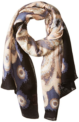 Theodora & Callum Women's Agalega Tie All Scarf, Neutral/Multi by Theodora & Callum